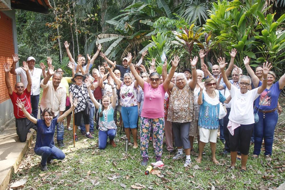 Componentes grupo do Centro Dia para o Idoso